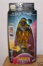 Star Trek Lt Worf Transporter Series MIB 1998