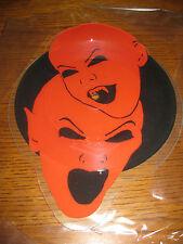 "Venom-Nightmare/Satanachist 7"" shaped picture disc,orig.Neat UK 1985,rar,neu!!!"