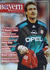 Programm 1993/94 FC Bayern München - 1. FC Köln