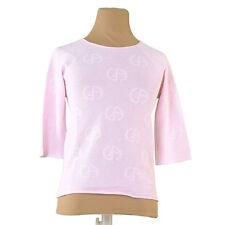Auth GIORGIO ARMANII cut and sewn lady used T1015