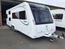 2 Axles Caravans with 3