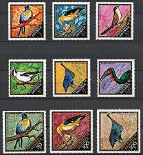 Birds on Stamps - Guinea 1971 Birds