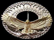 Wild Wings Eagle Cool Boy Girls Western Belt Aigle Buckle Boucle de Ceinture