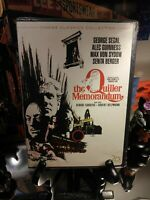 THE QUILLER MEMORANDUM (DVD) - Alec Guinness & Max Von Sydow - 1966 Thriller NEW