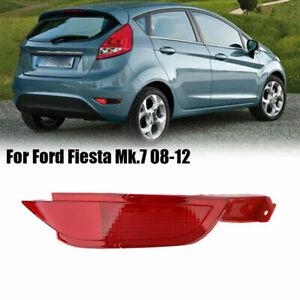 For Ford Fiesta Mk7 2008-2012 Rear Bumper Fog Light Lamp Right Driver Side UK