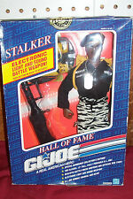 "1991 GI Joe Stalker Hasbro Old Vintage 12"" Action Figure Hall of Fame Army Toy"