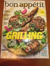 BON APPETIT JULY 2014 COOKING MAGAZINE GRILLING SECRETS AROUND THE WORLD NEW