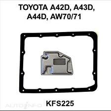Auto Transmission Filter Kit VOLVO 740 B234F  4 Cyl EFI . 89-90  AW 70/A42D