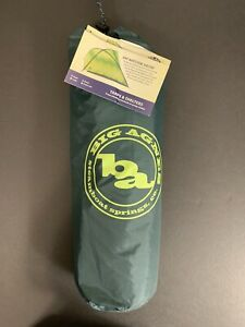 New - Big Agnes - Whetstone Shelter - Small Green