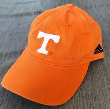 Adidas Tennessee Volunteers Cap Adjustable Hat UT Vols Orange NEW