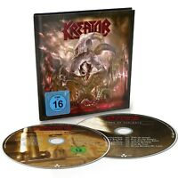 KREATOR - GODS OF VIOLENCE   CD+DVD NEU