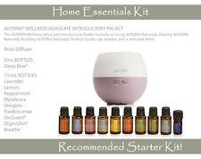 doTERRA Home Pure Essentials Oil Kit & Diffuser & Membership Natural Health Easy