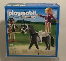 Playmobil 5229 Stunt Girl on Horse Retired Toy Game Brand New Sealed 2012