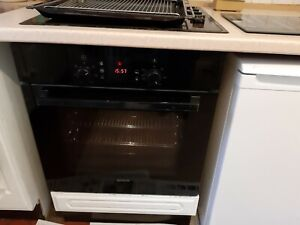 BOSCH Multifunction Electric, Single Oven & Grill Built In/Under VGC