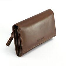 Style n Craft 391101 Ladies Clutch Wallet in Oak Color Leather