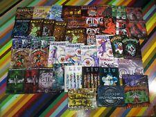 vtg Rave Dance Event Flyer - West Coast late 90s - 2000s Acid Flex Liv set 4