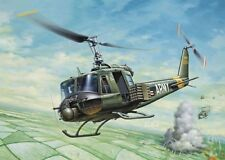 Italeri [ITA] 1:72 UH1B Huey Helicopter Plastic Model Kit ITA0040
