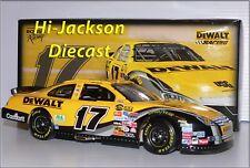 MATT KENSETH 2007 #17 DEWALT NASCAR DIECAST RACE CAR 1/24