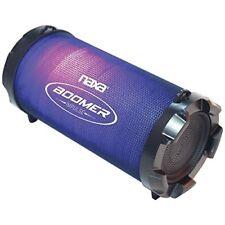 Naxa[r] Nas-3087 Boomer Impulse Flash Bluetooth[r] Led Boom Box (nas3087)