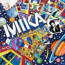 MIKA THE BOY WHO KNEW TOO MUCH LIMITED DELUXE EDITION 2 CD Inc. LIVE ALBUM