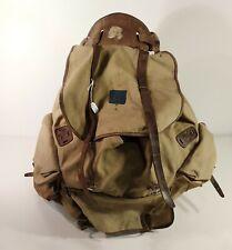 sac à dos militaire avec armature ML 1931 réutilisé par les scouts