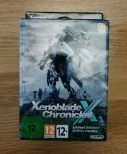 Xenoblade Chronicles X - Limited Edition (Nintendo Wii U, 2015)