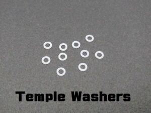 LINEGEAR Temple Washers for Oakley Juliet - 10 pieces  [WS]