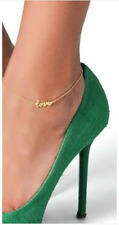 Elegant Love Anklet, Ankle Bracelet, Foot Chain, Brand Newwith gift bag