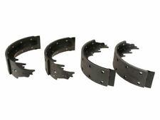 For 1987-1991 GMC V2500 Suburban Brake Shoe Set Rear Wagner 22257CX 1988 1989