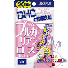 DHC scented Bulgarian Rose 20 days 40 capsules - US Seller