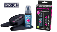 Muc-Off Screen Display Cleaner Cleaning Rescue Kit for Phone iPod Laptop GPS TV