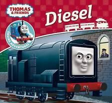 Thomas & Friends: Diesel (Thomas Engine Adventures)-ExLibrary