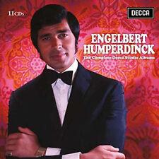Engelbert Humperdinck : The Complete Decca Studio Albums CD (2017) ***NEW***