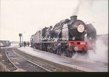 C1542 - Dia slide 35mm original: chemin de fer France, SNCF lok 231.e22, 1966