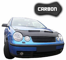 Haubenbra VW Polo 4 9N CARBON CLEAN Automaske Steinschlagschutz Car Bra Tuning