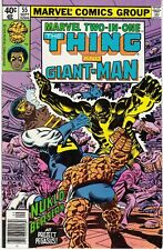 MARVEL TWO-IN-ONE #55 1979 ''THING & GIANT-MAN'' -PEGASUS BYRNE/SINNOTT...FN+