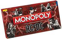 AC/DC MONOPOLY HIGHWAY TO HELL ENGLISCHE EDITION  NEU TOP