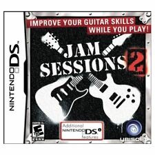 Jam Guitar Music Sessions 2 DS/Lite/DSi*/XL/3DS NEW Sealed