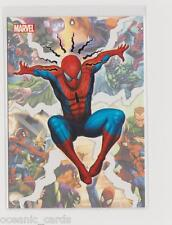 MARVEL GREATEST BATTLES TRADING CARDS COLLECTOR PROMO CARD  P1