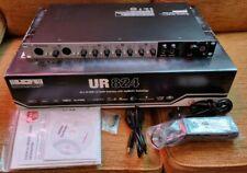 Steinberg UR824 USB audio interface - 24 input/8 preamps, superb