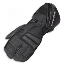 Gants noirs doigts pour motocyclette Homme