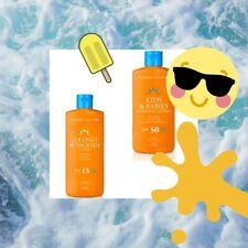 Kids & babies Sunscreen lotion SPF 50 High Protection