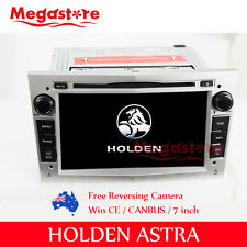 "7"" Holden Astra Car Dvd Gps Player Stereo with Canbus fit for 2004-2009"