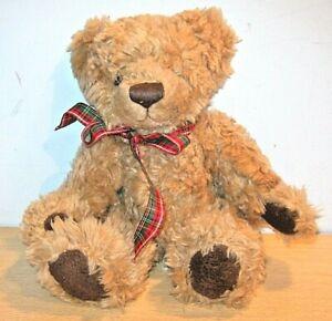 RUSS Berrie 'CHAMPNEYS' Teddy Bear VGC