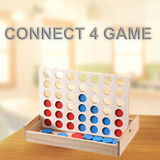 Connect Four 4 In A Row Indoor Family Party Game Outdoor Garden Toy Kids Gift
