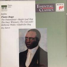 Scott Joplin: Piano Rags by Roy Eaton (CD, Jun-1997, Sony Music Distribution...