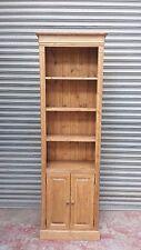 In pino massello Mensola Libreria con porte e di stoccaggio Armadio/MADE TO MEASURE