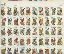 Scott 1953 - 2002 - State Birds & Flowers. Sheet Of 50. MNH. OG.  #02 1953sh50