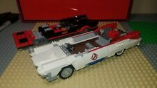 LEGO Ghostbusters Ecto 1 & Classic Batmobile - As-Is Parts Great 4 MOC Lot of 2