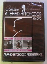 DVD Alfred HITCHCOCK présente - vol 5 - Arthur / The crystal trench / +1 - NEUF